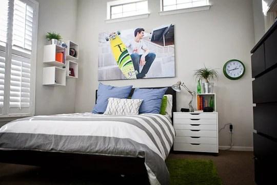 Teen Boys Room Ideas - Design Dazzle on Cool Rooms For Teenage Guys  id=73295