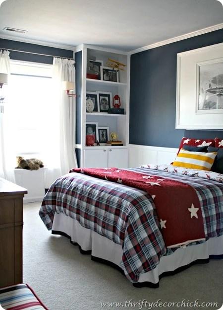 Teen Boys Room Ideas - Design Dazzle on Teenage Room Colors For Guy's  id=42236