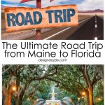 Main To Florida Road Trip Planner I 95 The Best Route