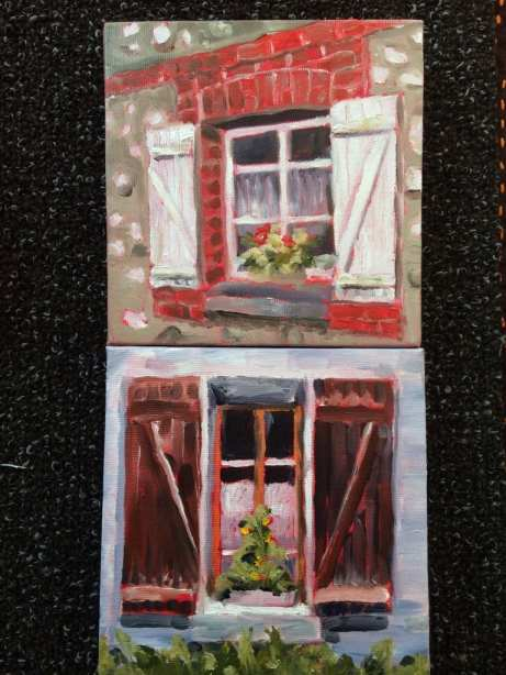 Windows by Linda Laughter
