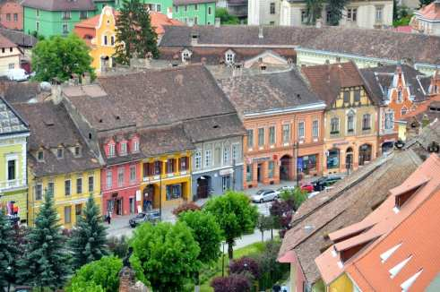 Quaint Towns in Romania