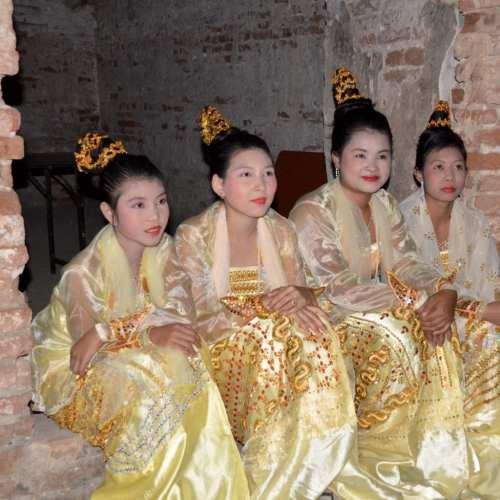 Belmond Orcaella, Myanmar