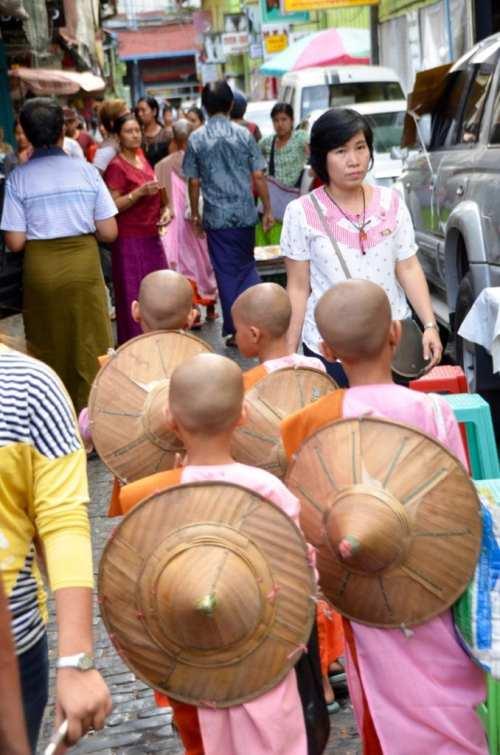 Markets in Myanmar