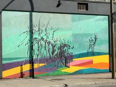 Street Art Quebec