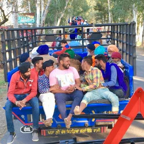 Hola Mohalla Punjab India