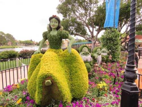 Disney World : International Flower and Garden Festival