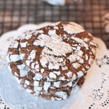 Chocolate Brownie Cookies using Bisquick