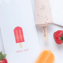 Popsicle Printable Pouches