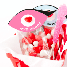 Exciting Announcement + Eye Candy Party Favors!