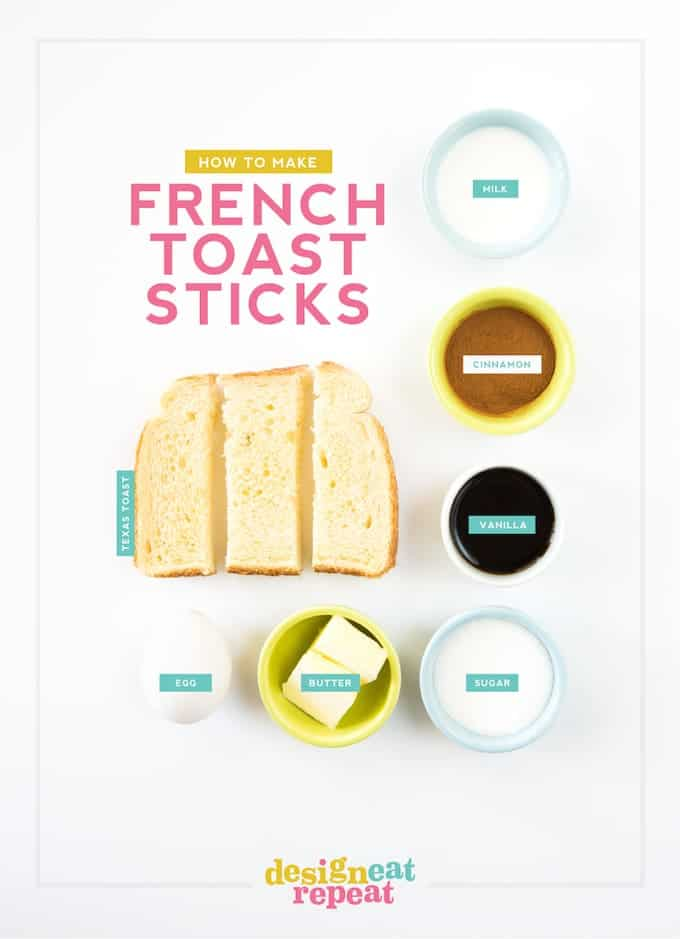 Learn how to make French Toast Sticks at home with this easy step-by-step guide!