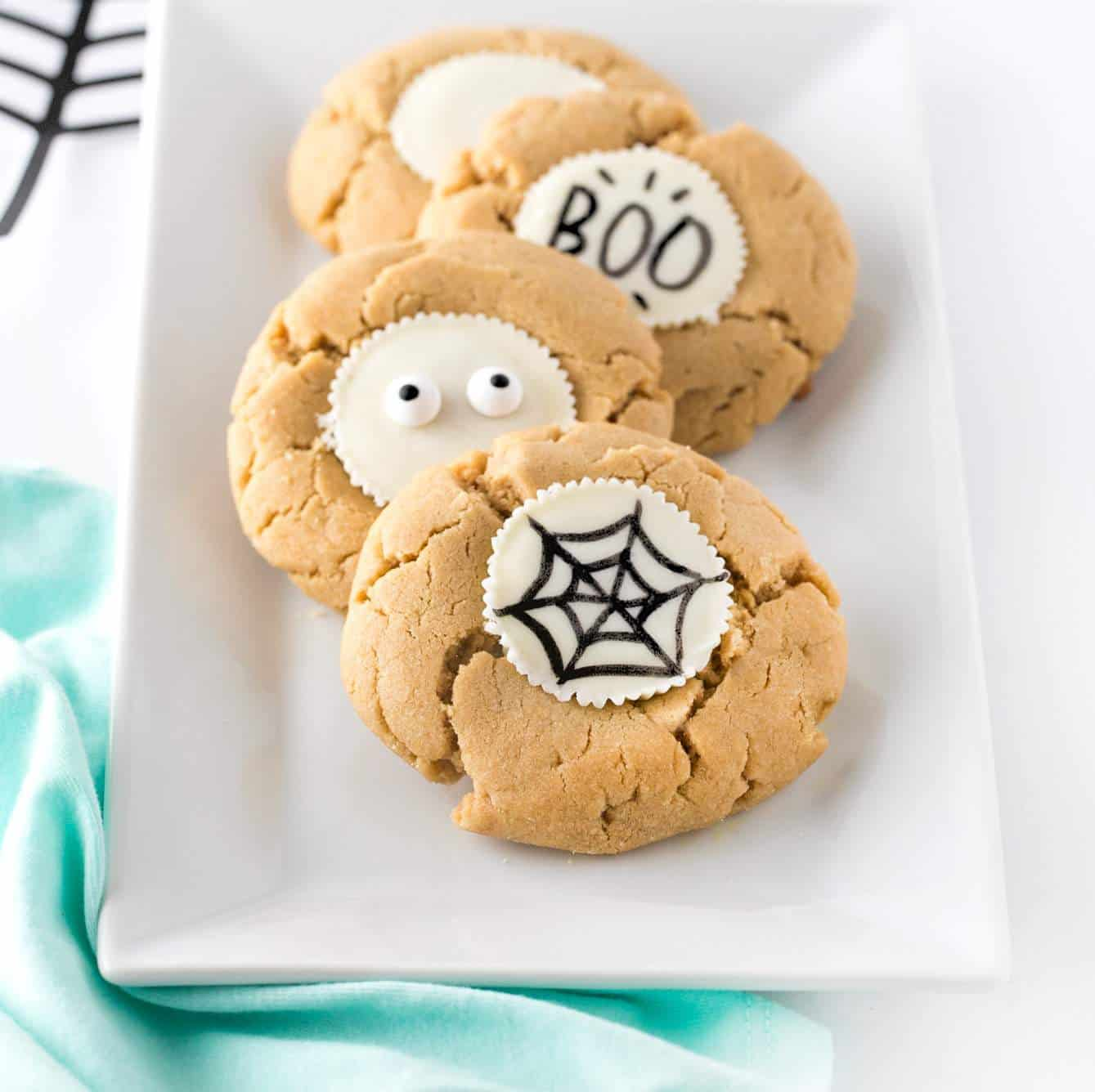 Draw-Your-Own Halloween Cookies