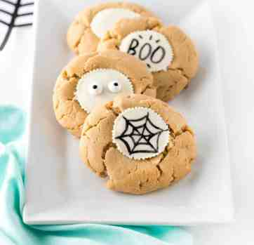Draw-Your-Own Easy Halloween Cookies