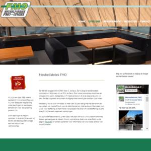 Meubelfabriek FMO website