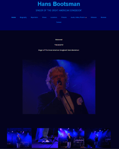 website hans bootsman