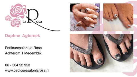 Pedicuresalon La Rosa