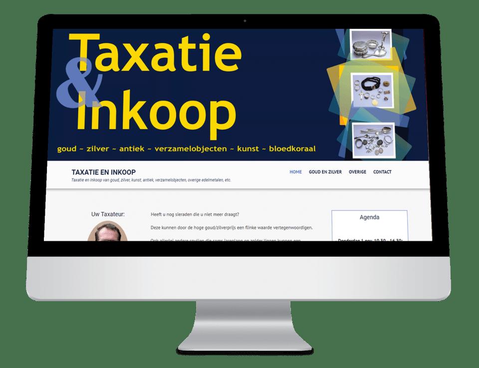 Portfolio Taxatie en Inkoop
