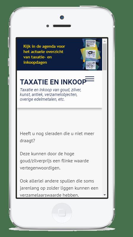 Taxatie en Inkoop iPhone
