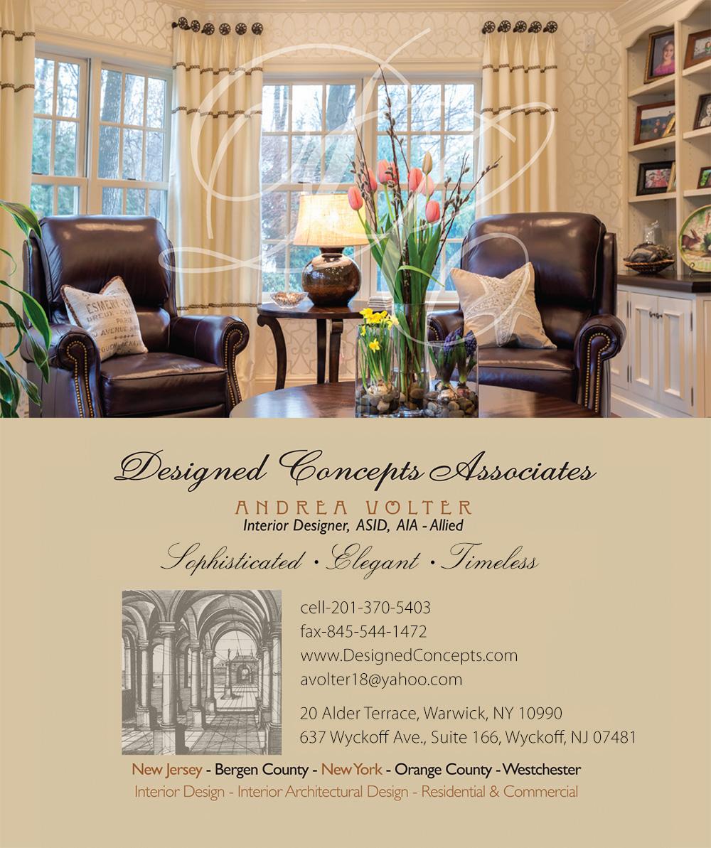 designed concepts associates interior and architectural design