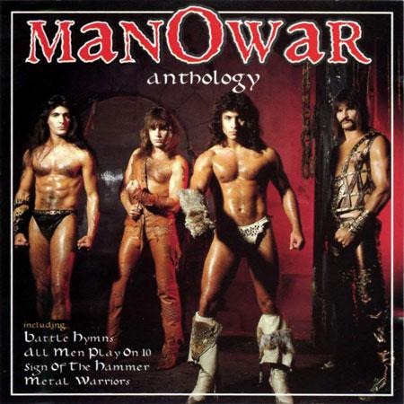 manowar anthology