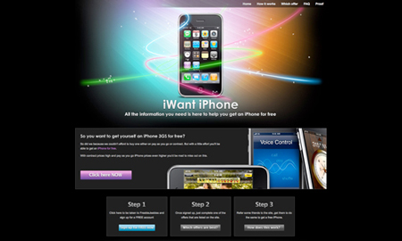 iwant iphone