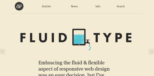 Fluid Type
