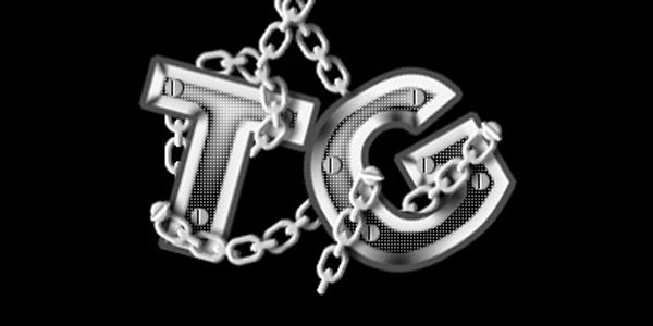 Chained Text Effect