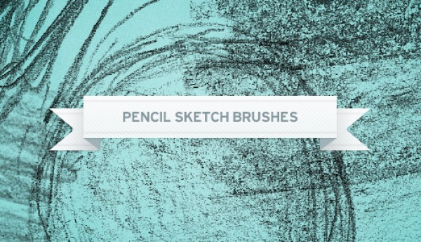 Pencil Sketch Brushes