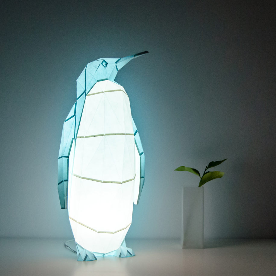 Turn Your Room Into A Jungle With These Diy Paper Animal Lamps