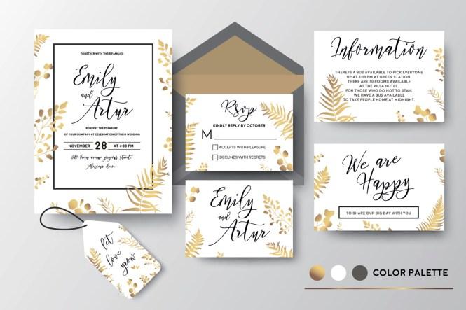 Wedding Fonts For Designer Invites