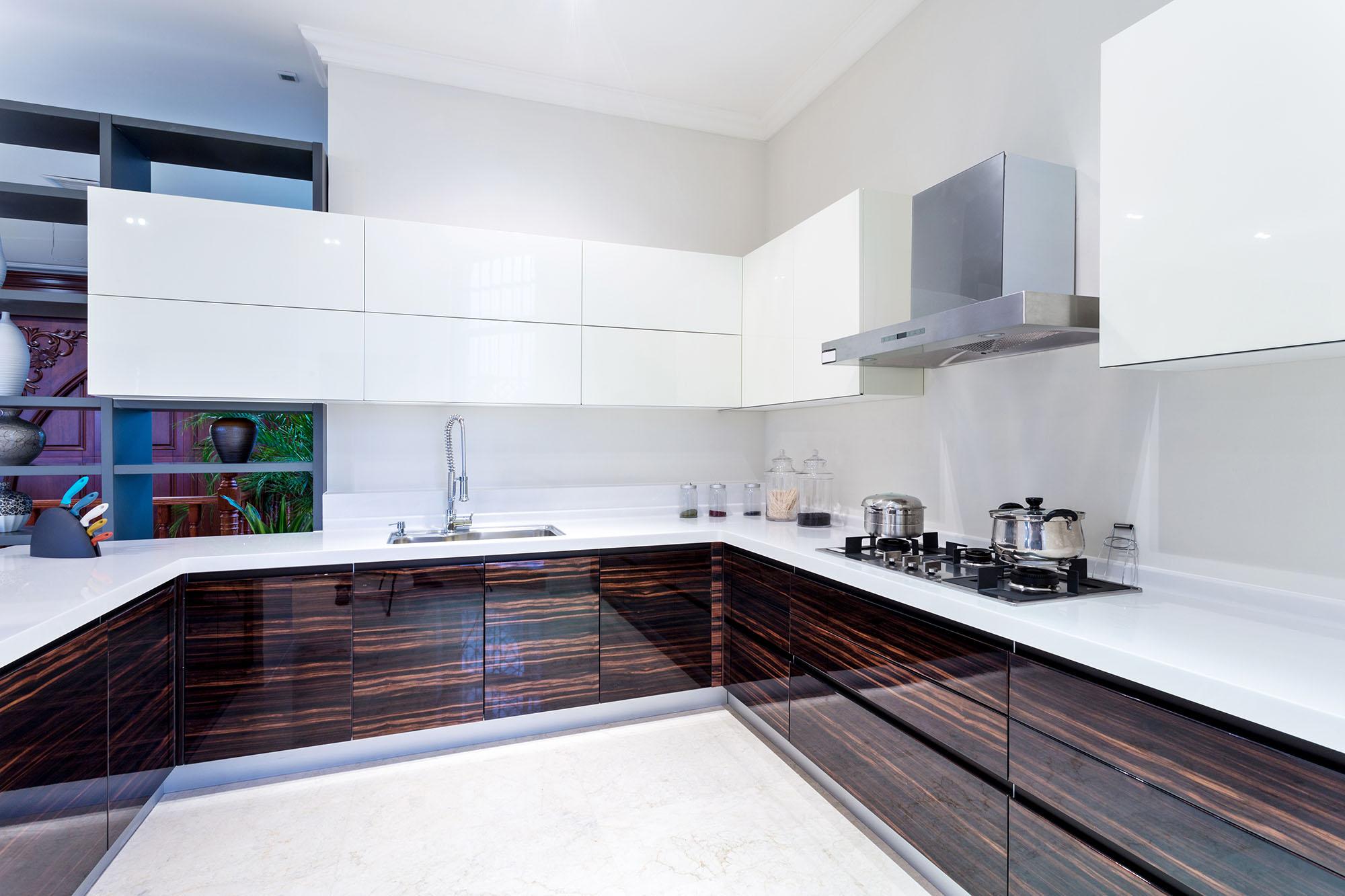High End Modern Kitchens