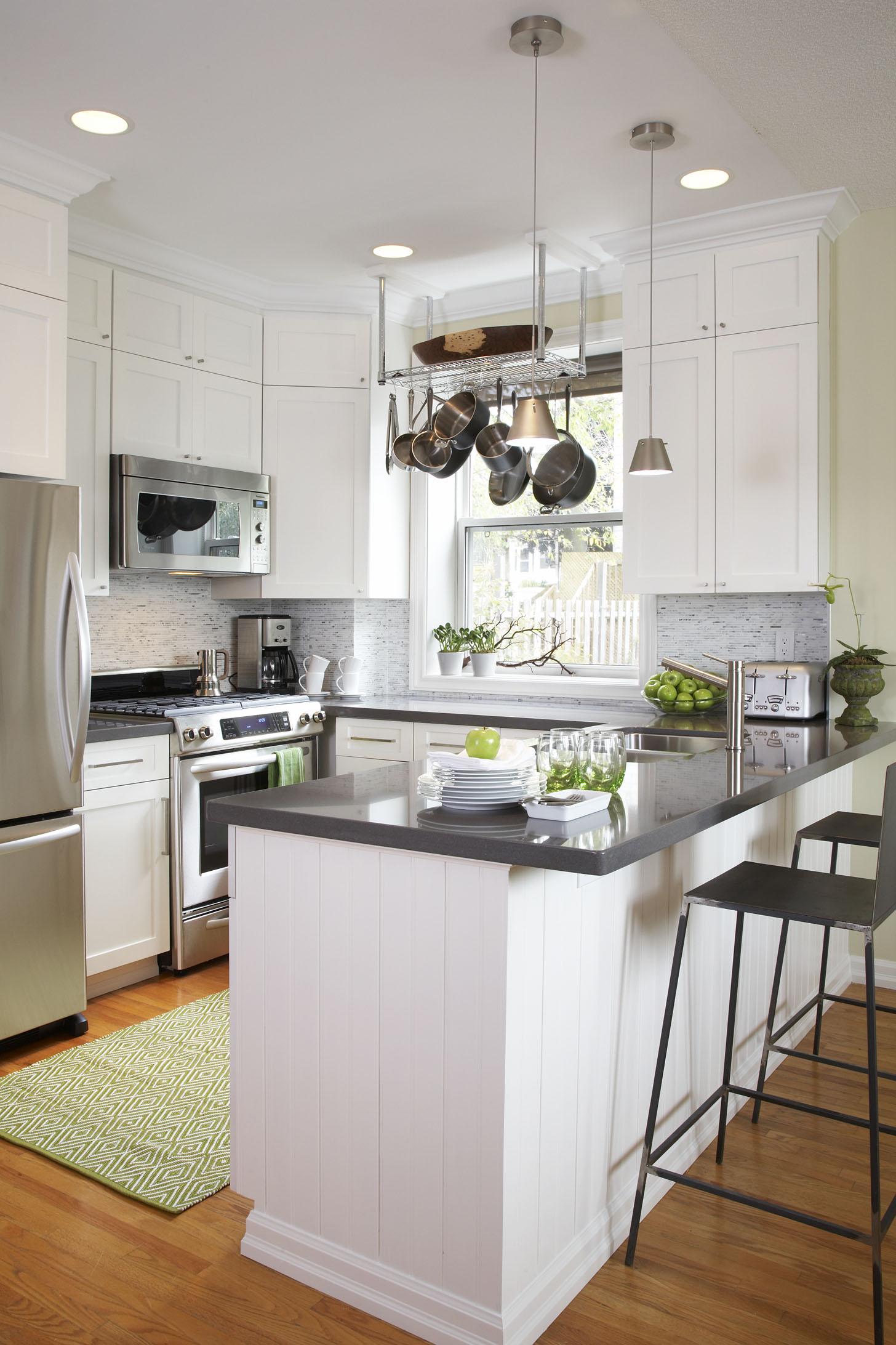 10 Modern Kitchen Design Ideas | Designer Kitchens on Modern Kitchen Remodel  id=99556
