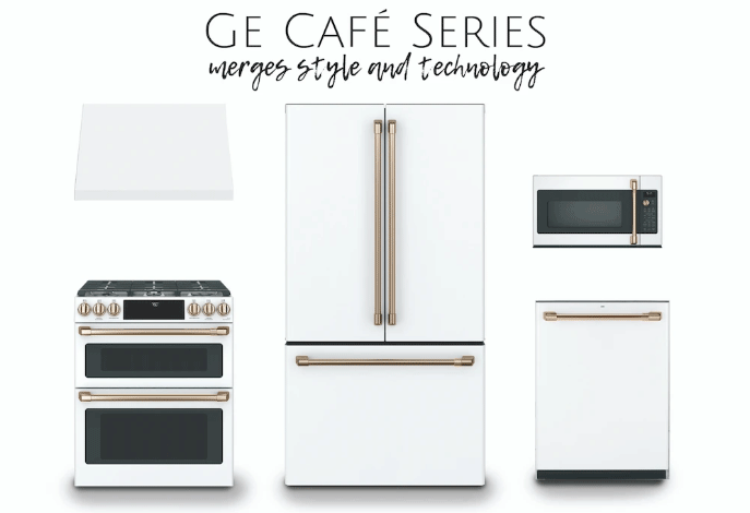 ge cafe series appliances what you