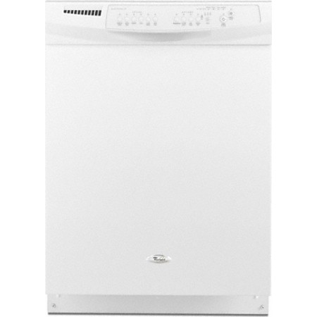 Whirlpool Gold GU2300XTVQ Full Console Dishwasher Quiet Partner III Sound Package