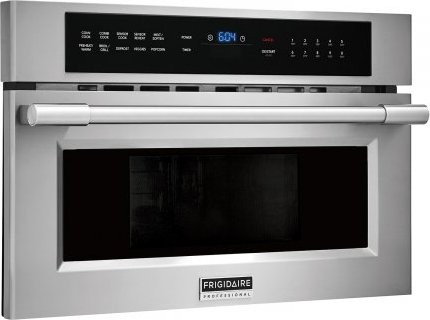 frigidaire professional fpmo3077tf 30 convection microwave oven drop down door built in