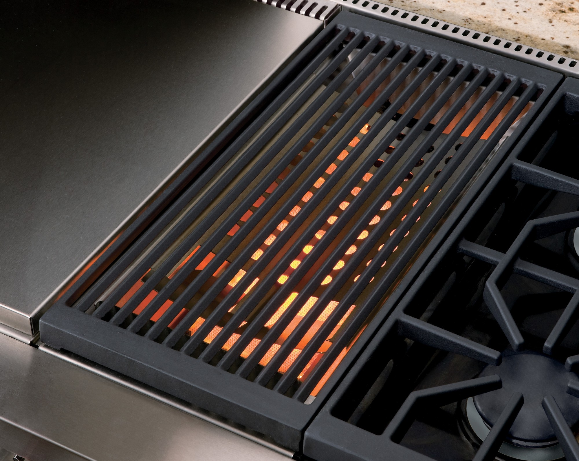 Wolf DF484CG 48 Dual Fuel Range With 4 Sealed Burners Infrared Charbroiler Amp Griddle