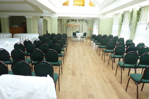 Pembroke lodge chair covers