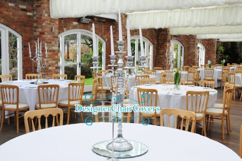 candelabra wedding
