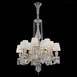 12 Light Long Grace Chandelier