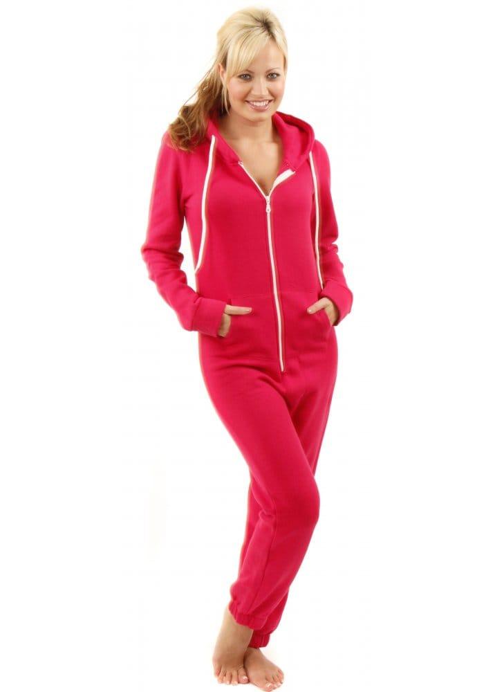 Fuchsia Pink Onesie Cheap Onesies Designer Onesie