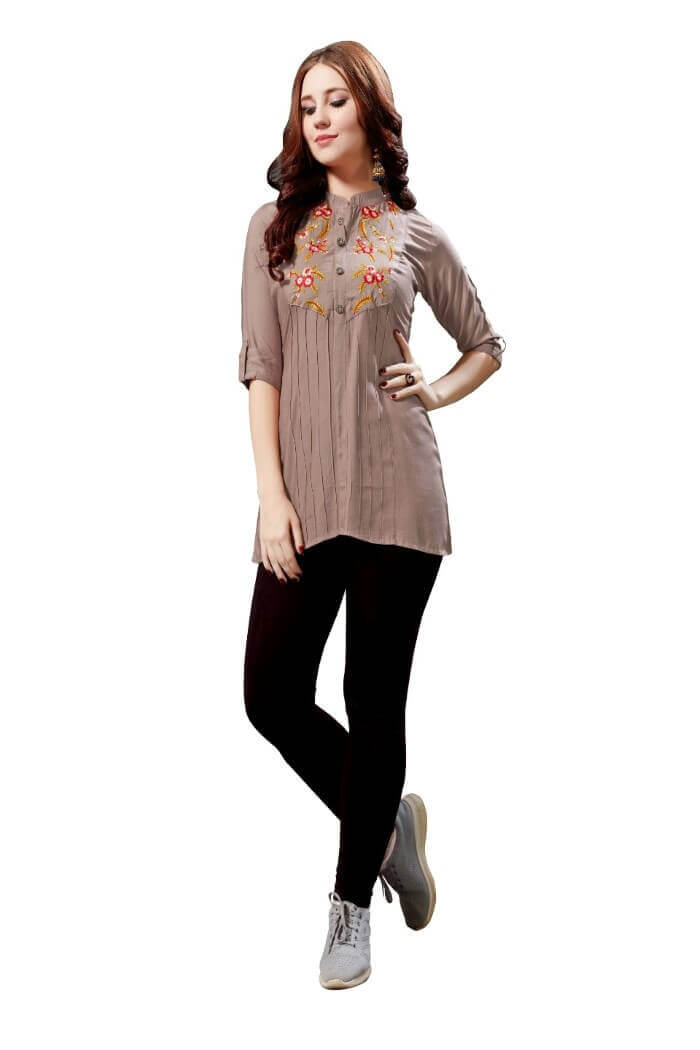 Tunic tops for women-in01e