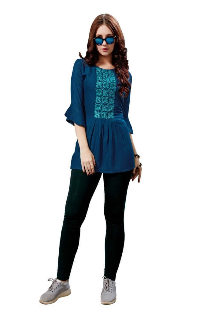 Tunic tops for women-in01g