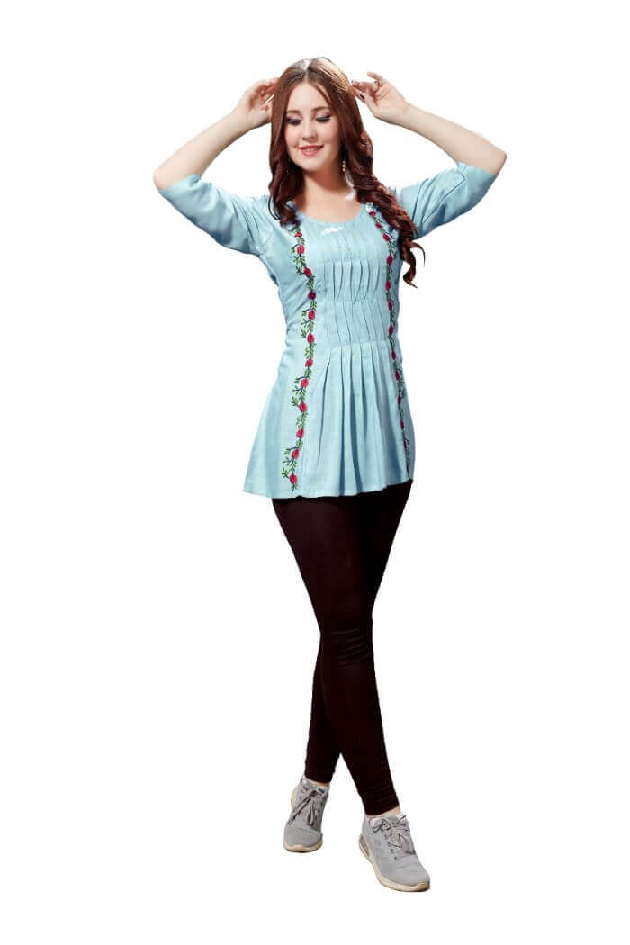 Tunic tops for women