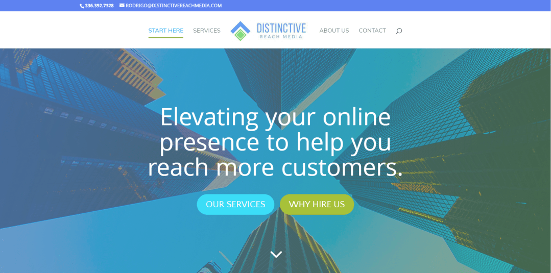 Distinctive Reach Media