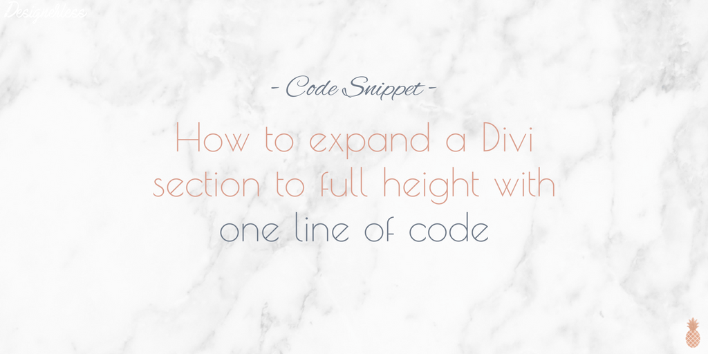how to make a section clickable in divi