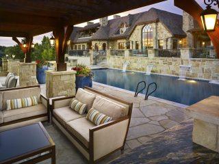 Outdoor Living pool, greg, Greg Comstock, comstock design