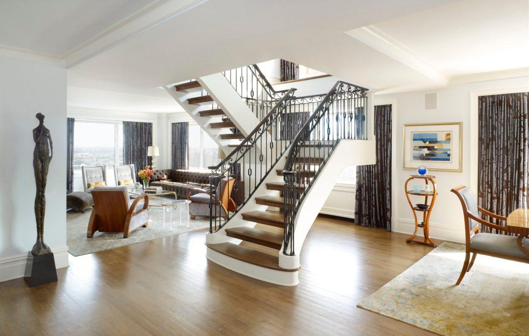 kirsten, entry, livingroom, elegant stairway