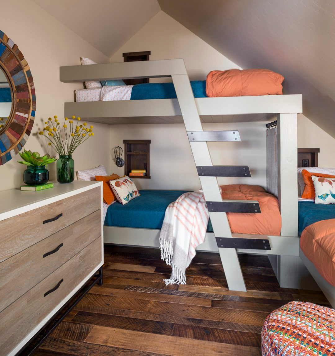 jenn, breckenridge, kid bedroom, bunk beds,