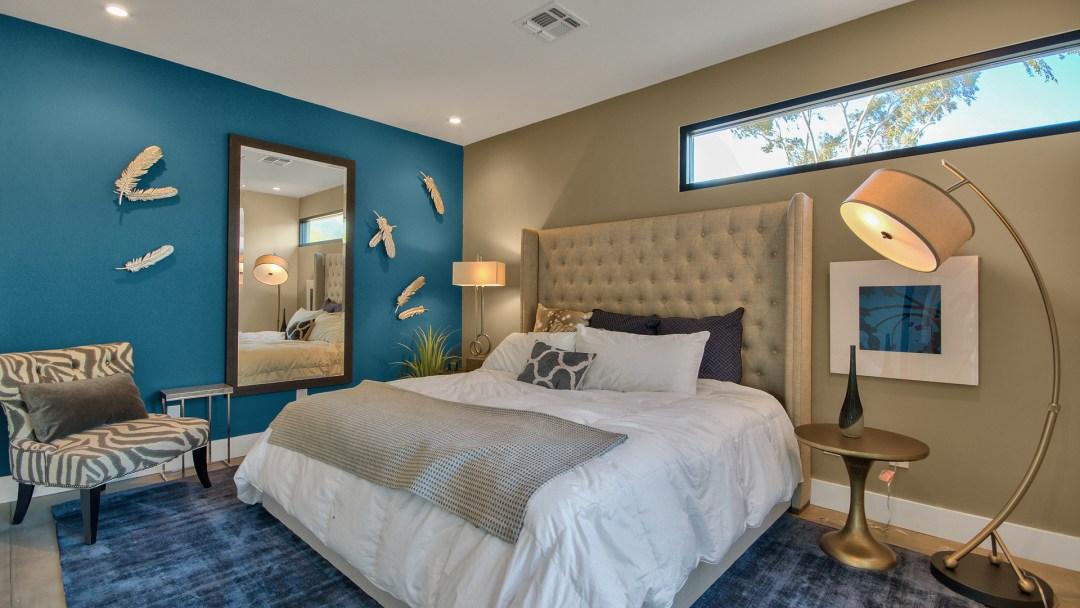 Scottsdale bedroom. pam
