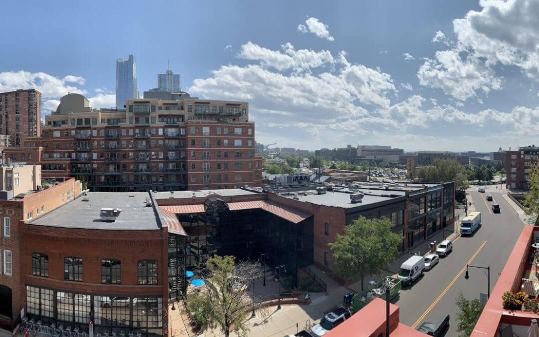 Historic Denver Loft Remodel view