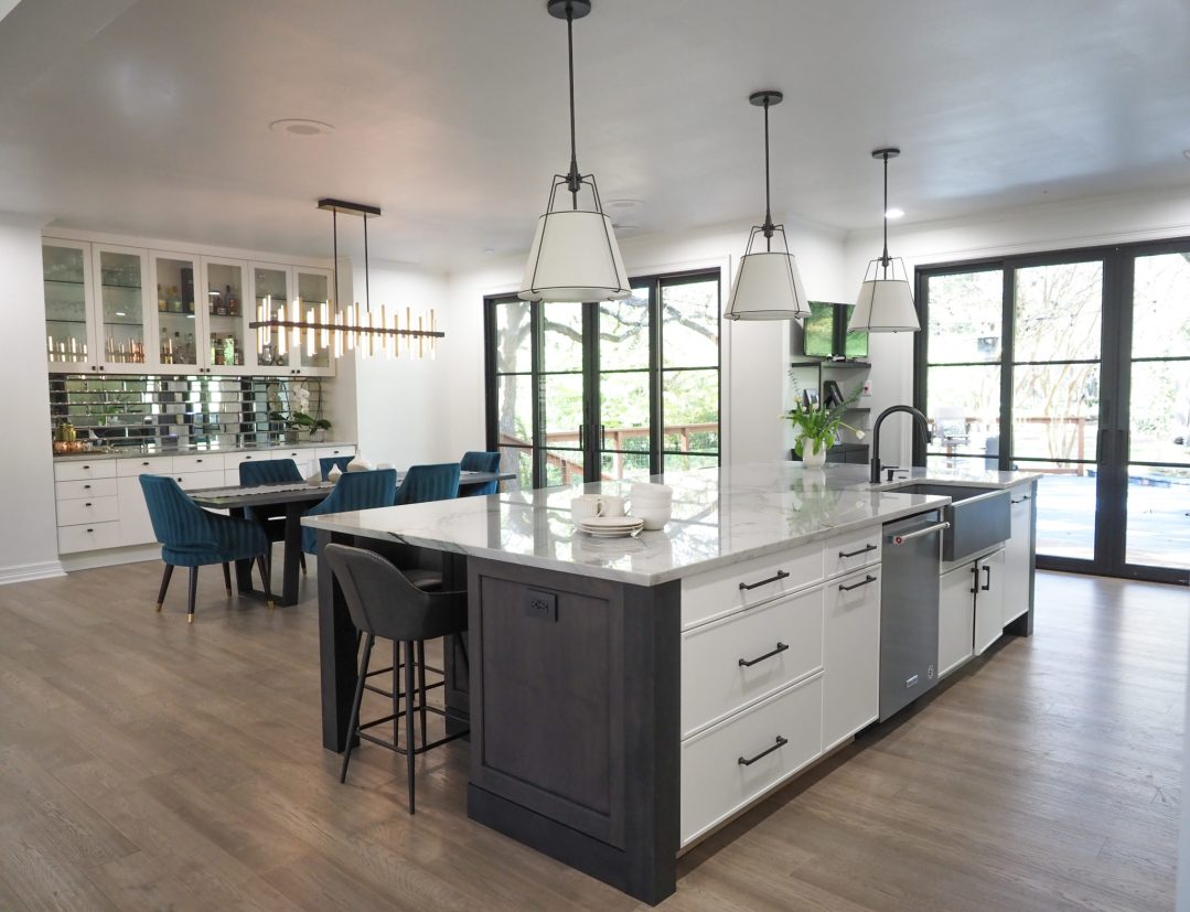 lenore, Austin, Sundown Kitchen Remodel. Lenore, Tips for Remodeling Your Home As You Age
